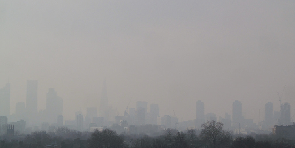 Air pollution London