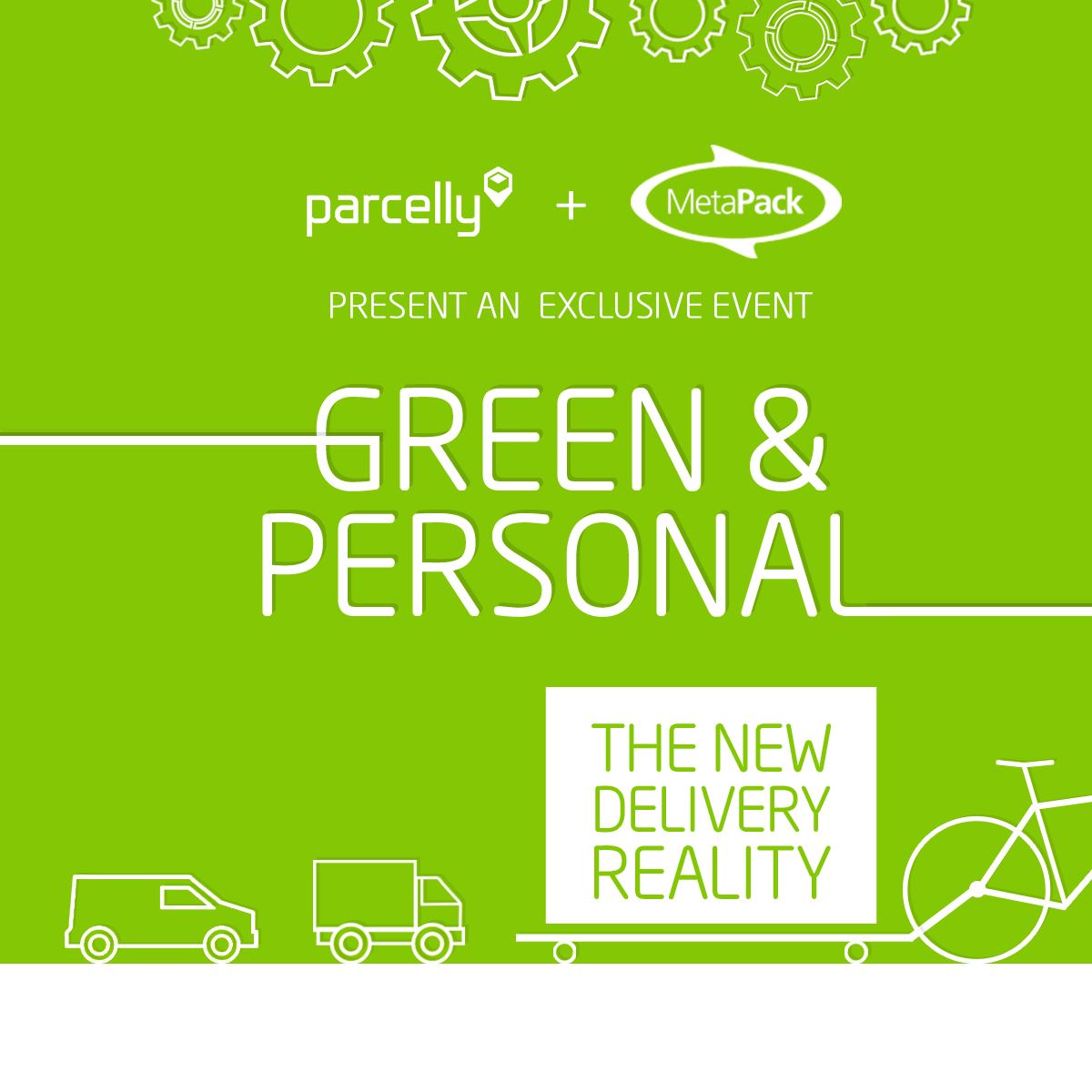 MetaPack Parcelly Green Personal Delivery