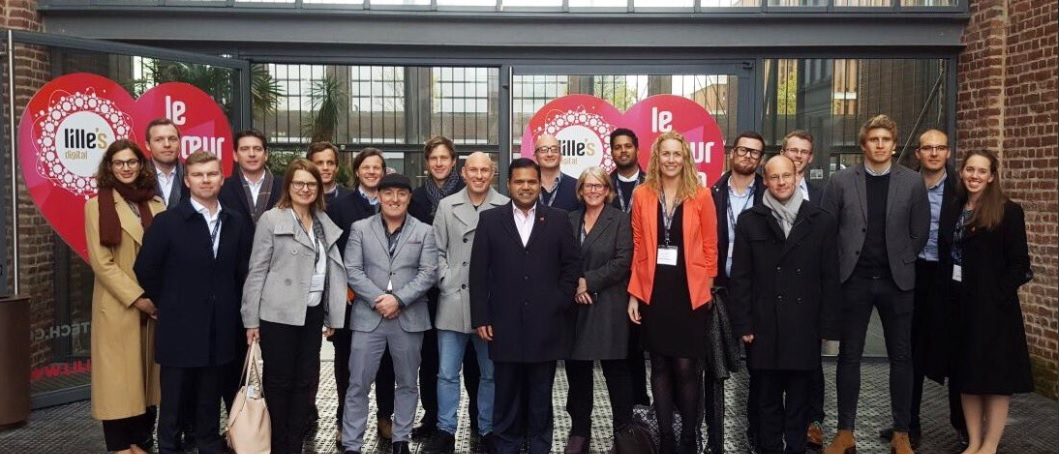 Parcelly International Business Programme Lille