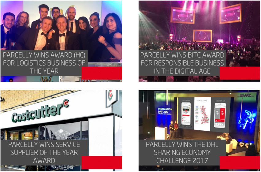 Parcelly Awards 2017