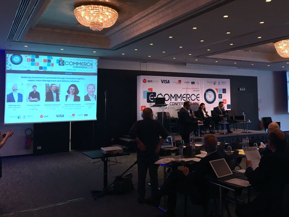 Parcelly Ecommerce Conference 4