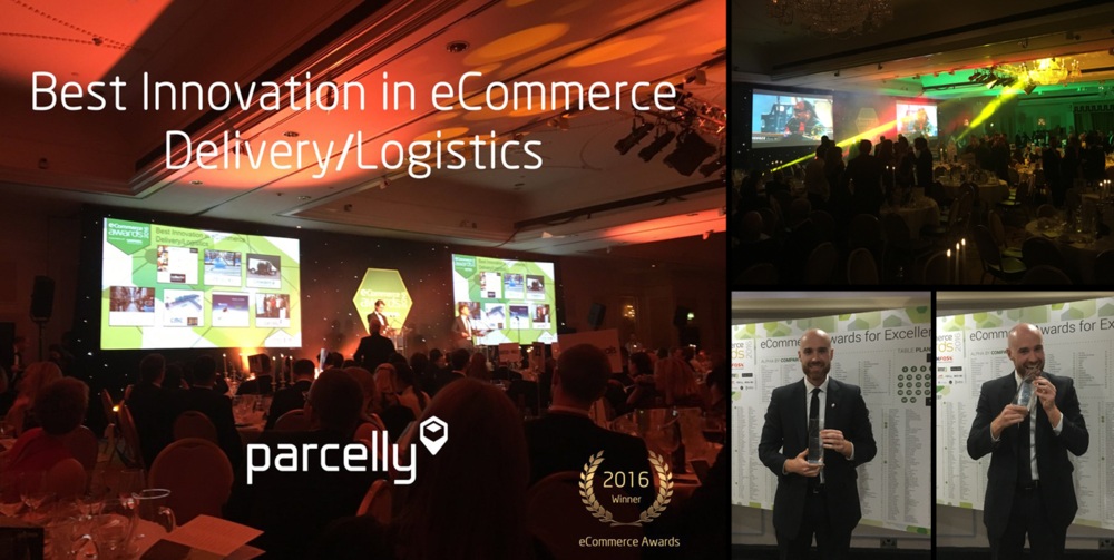 best Innovation in eCommerce Delivery Logistics