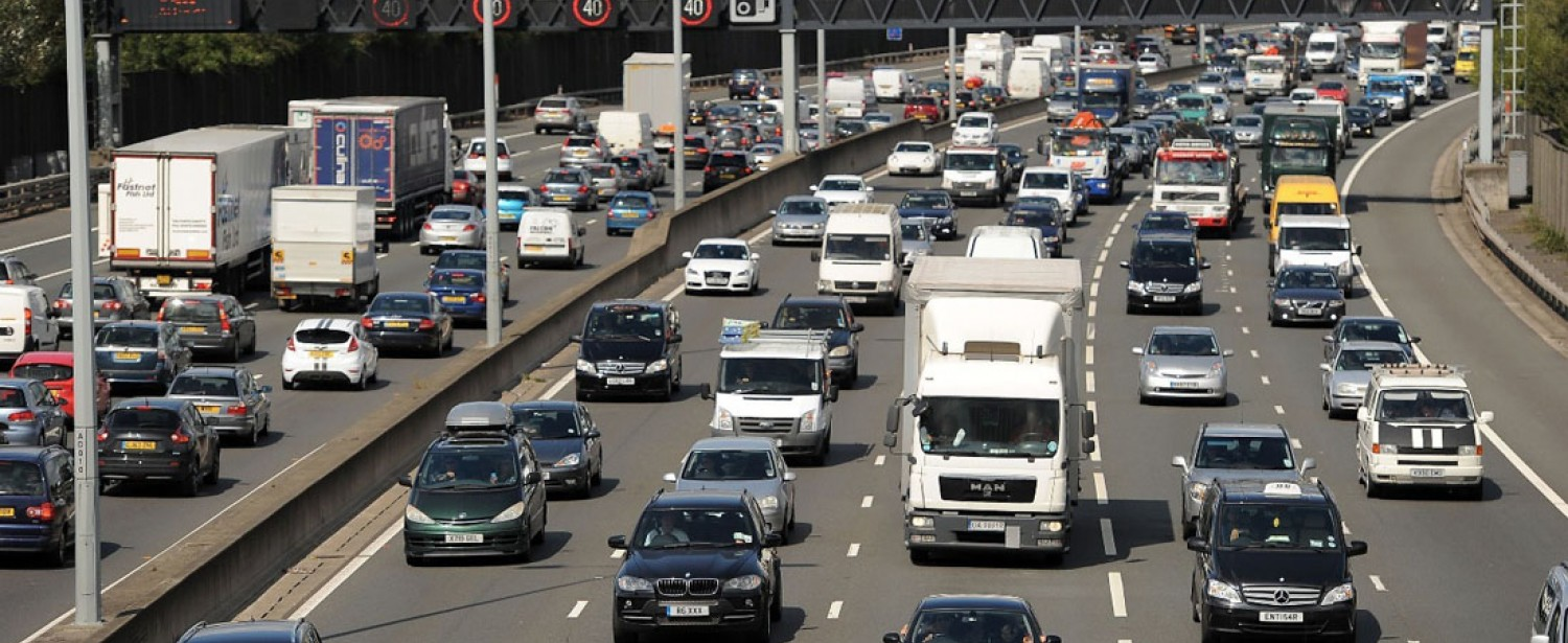 Thought Leadership corner: IT'S TIME FOR CONGESTION TO HIT THE ROAD