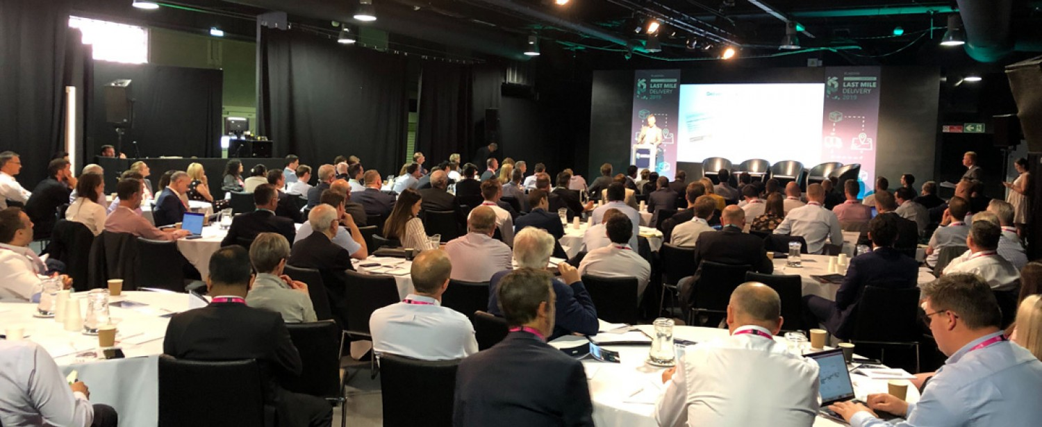 HIGHLIGHTS FROM THE LEADERS IN LOGISTICS: LAST MILE DELIVERY CONFERENCE 2019