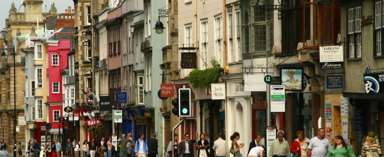 Thought Leadership Corner: IS IT TIME FOR A RADICAL RETHINK OF THE HIGH STREET?